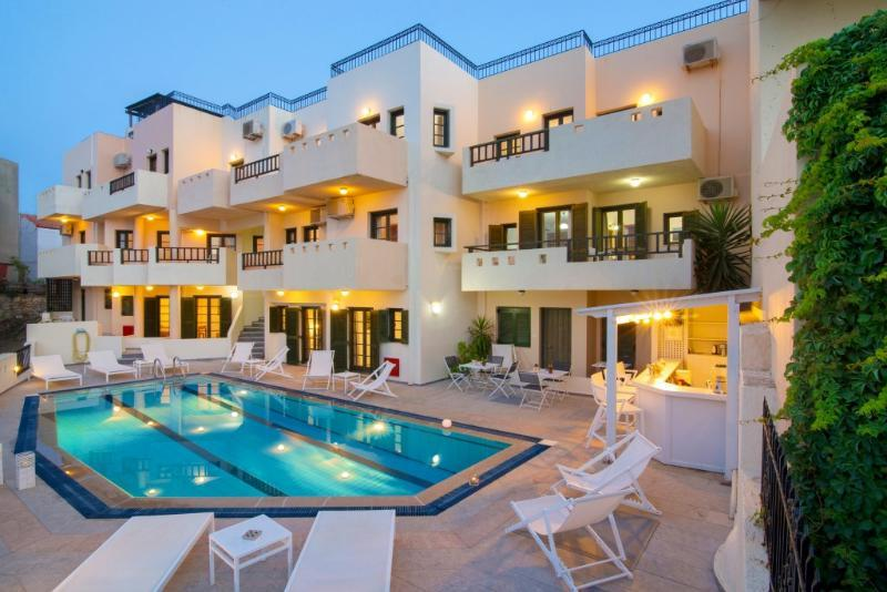 Holidays at Villa Elite Apartments - Adult Only in Koutouloufari, Hersonissos