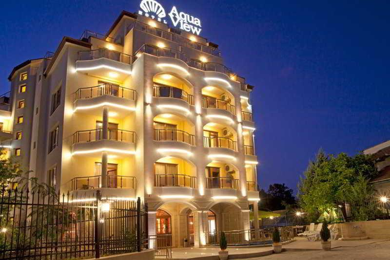 Holidays at Aqua View Hotel in Golden Sands, Bulgaria