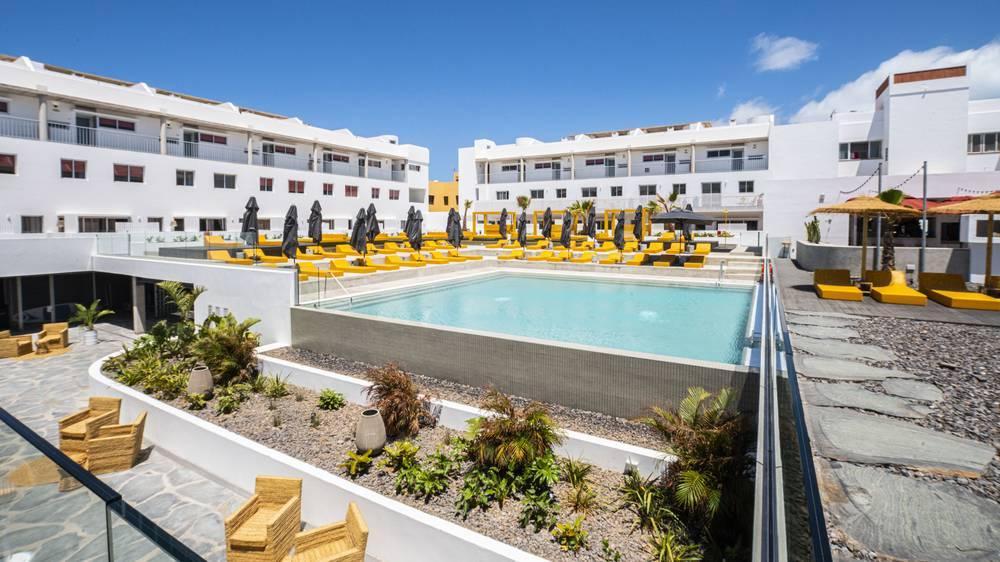 Holidays at Buendia Corralejo Nohotel in Corralejo, Fuerteventura