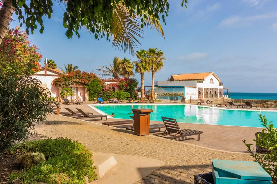 Holidays at Gest Plain Apartments in Sal, Cape Verde