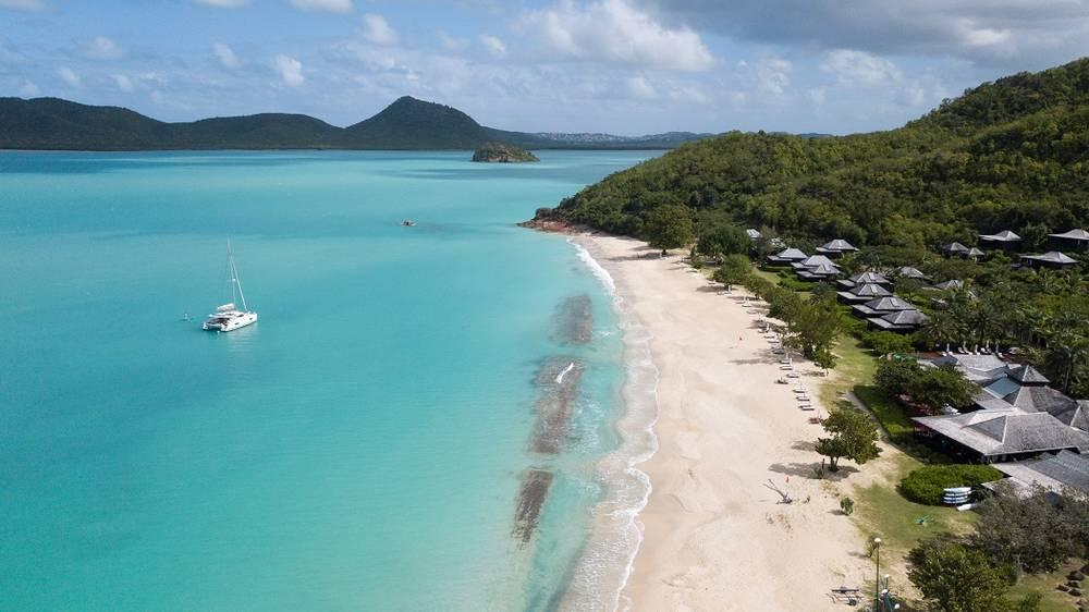 Holidays at Hermitage Bay in Antigua, Antigua