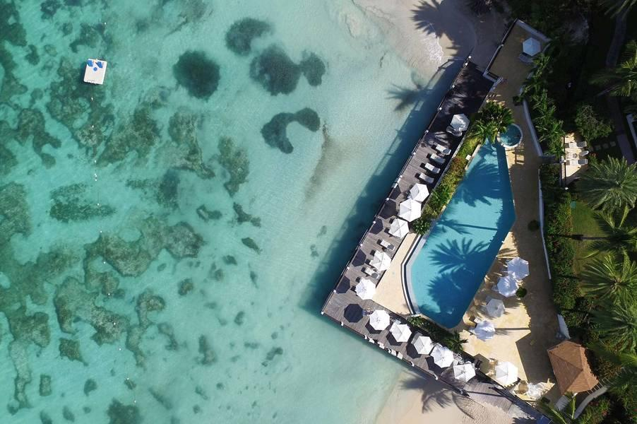 Holidays at Cove Suites at Blue Waters in Antigua, Antigua