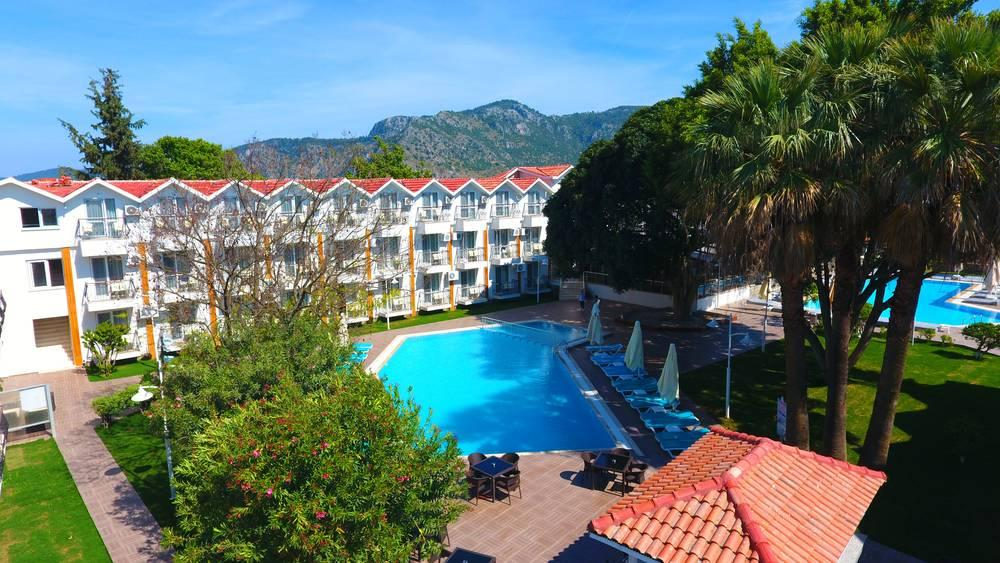 Holidays at Grand Emir Aqua Hotel in Dalyan, Dalaman Region