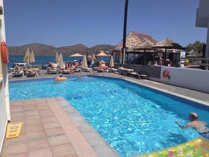 Holidays at Hiona Elounda Seaside Apartments in Elounda, Crete