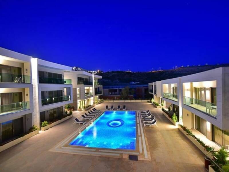 Holidays at Jasmin Elite Residence in Bodrum, Bodrum Region