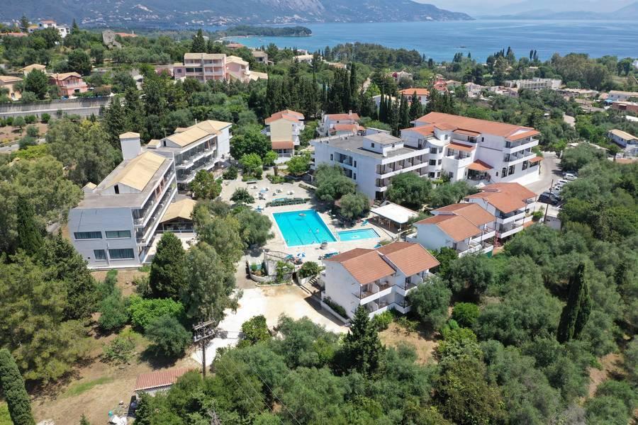 Holidays at Dassia Holiday Club in Dassia, Corfu