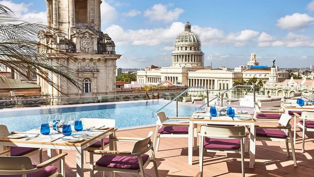 Holidays at Gran Hotel Manzana Kempinski La Habana in Havana, Cuba