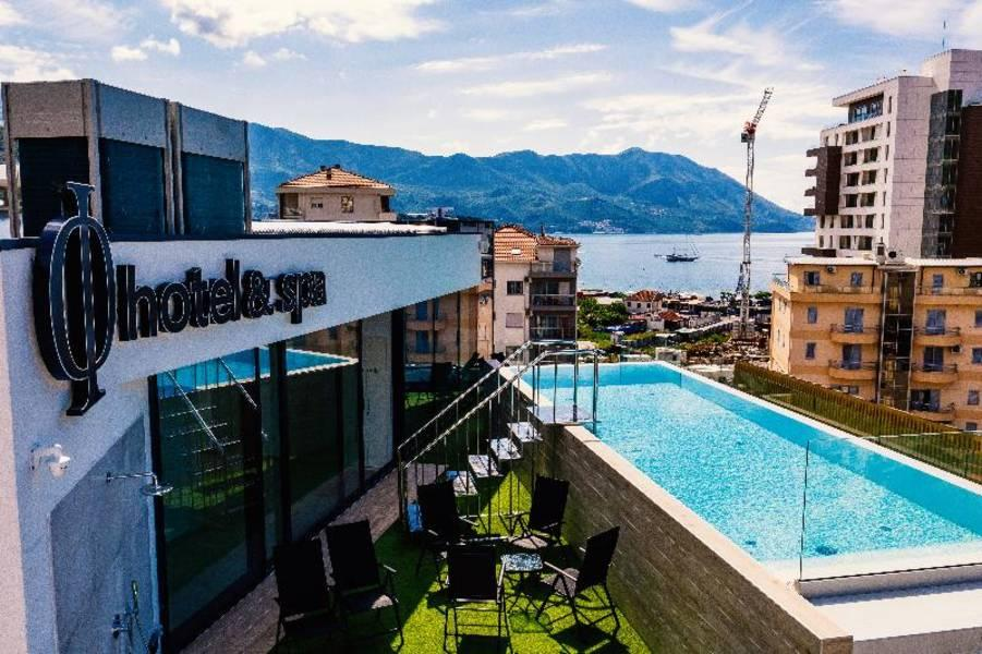Holidays at Fagus Budva Hotel in Budva, Montenegro