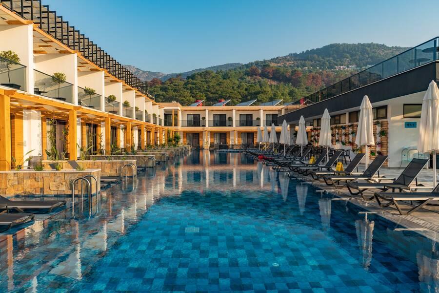 Holidays at L Hotel Sarigerme in Sarigerme, Dalaman Region