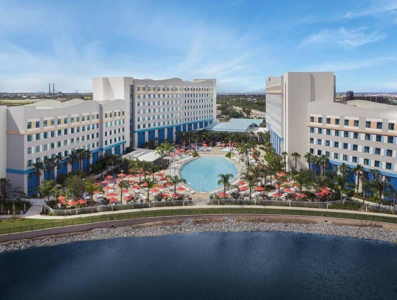 Holidays at Endless Summer Resort - Surfside Inn and Suites in Universal Orlando Resort, Florida
