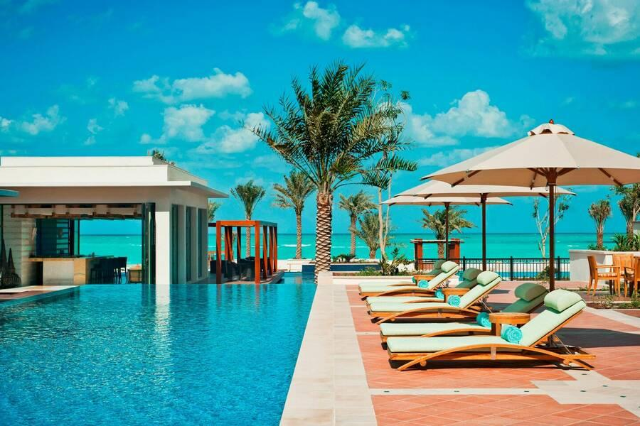 Holidays at The St. Regis Saadiyat Island in Abu Dhabi, United Arab Emirates