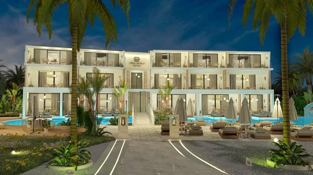 Holidays at Orka World Aqua Park Hotel in Fethiye, Dalaman Region