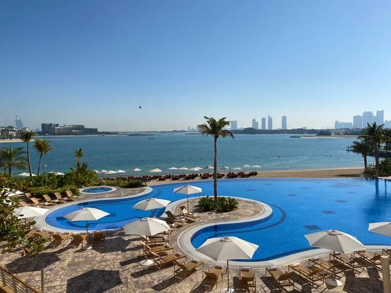 Holidays at Andaz Dubai The Palm in Dubai, United Arab Emirates