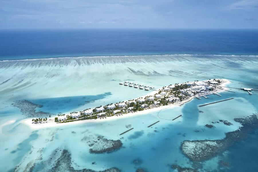 Holidays at Hotel Riu Atoll in Maldives, Maldives