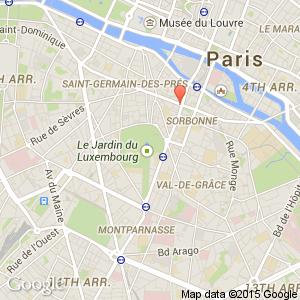 Latin Quarter St Germain Arr Hotels Paris France - Paris map quarters