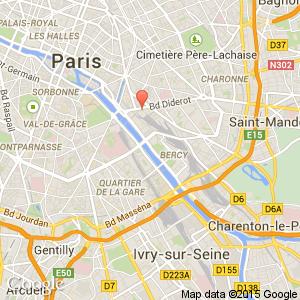 Hotel A Paris Bercy