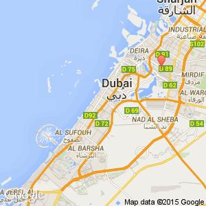 Holiday Inn Express Dubai Airport Hotel Dubai United Arab Emirates