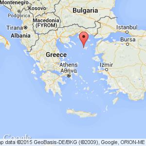 Lemnos Greece Map.Myrina Hotels Lemnos Greece Book Cheap Myrina Hotels