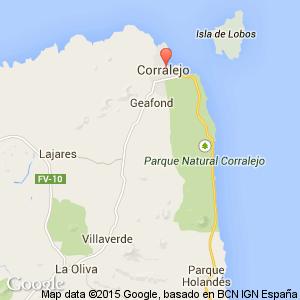 La Concha Bungalow Complex Corralejo Fuerteventura Canary Islands