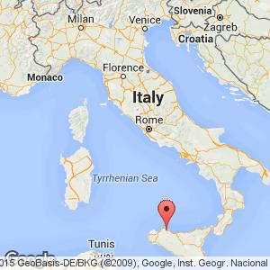Palermo Italy Map Compressportnederland