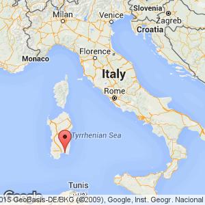 bruno manunza sassari italy map - photo#17