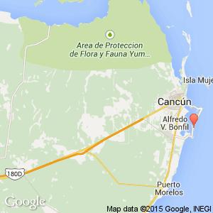 Iberostar Cancun Resort Cancun Mexico Book Iberostar Cancun - Cancun resort las vegas map