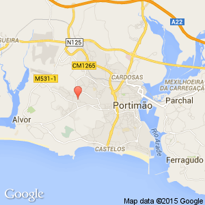 Portas Do Sol Da Bemposta Apartments Portimao Algarve Portugal - Portugal map alvor