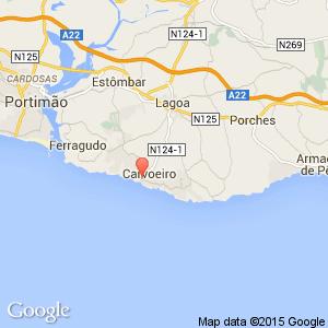 Carvoeiro Sol Hotel Carvoeiro Algarve Portugal Book Carvoeiro - Portugal hotel map