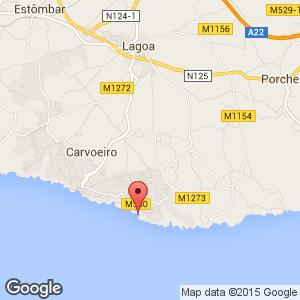 Carvoeiro Hotels Algarve Portugal Book Cheap Carvoeiro Hotels - Portugal map carvoeiro