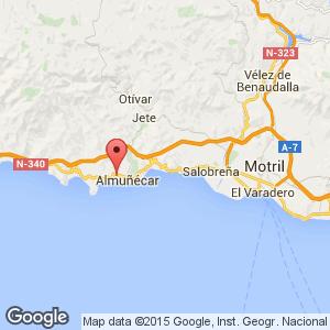 Almunecar Spain Map.Almunecar Hotels Costa Del Sol Spain Book Cheap Almunecar Hotels