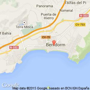 Poseidon Resort Complex, Benidorm, Costa Blanca, Spain. Book ...