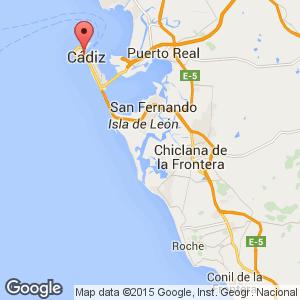 Costa De La Luz Spain Map.Cadiz Hotels Costa De La Luz Spain Book Cheap Cadiz Hotels