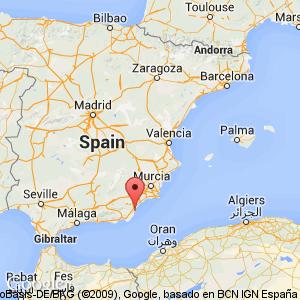 Mojacar Spain Map.Mojacar Hotels Costa De Almeria Spain Book Cheap Mojacar Hotels