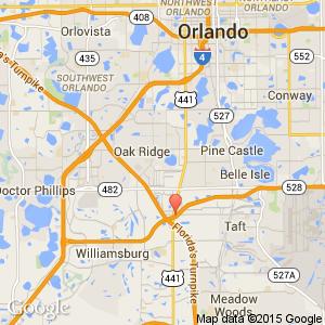 Map Of Florida Mall.Travelodge Orlando Near Florida Mall Orlando International Drive
