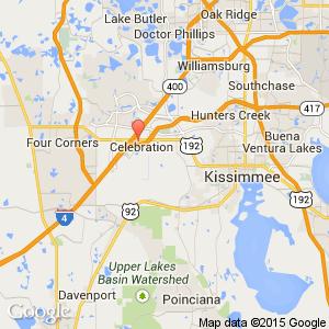 Melia Orlando Hotel At Celebration Kissimmee Florida USA Book - Mapa de la florida usa