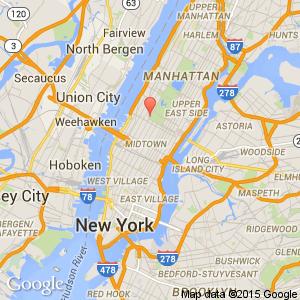 Trump Tower Nyc Map.Trump International Hotel Tower New York New York New York Usa