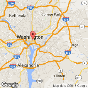 Washington DC Hotels District Of Columbia USA Book Cheap - Washington dc on us map