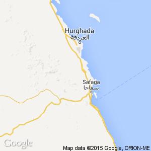 Nubia Aqua Beach Resort Hurghada Egypt Book Nubia Aqua Beach - Map of egypt beaches