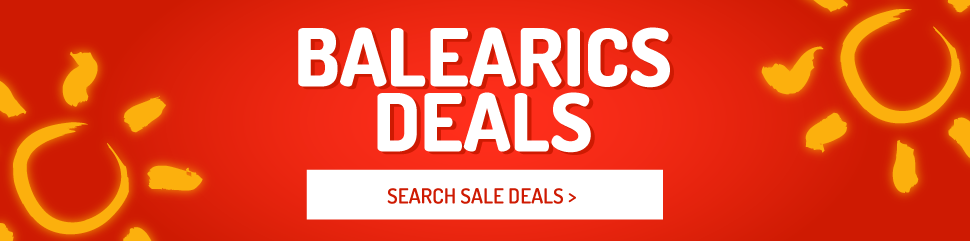 Holiday Deals in Balearics