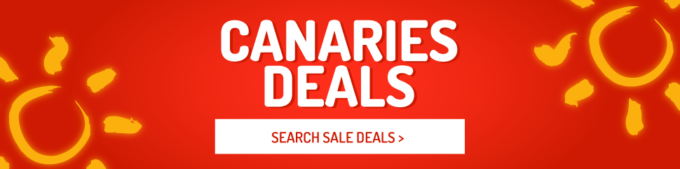 Holiday Deals in Canaries