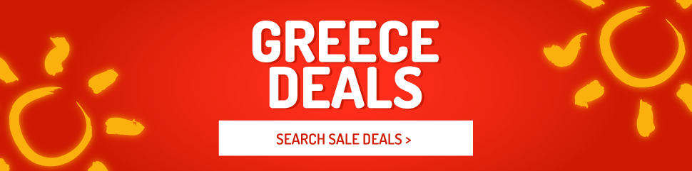 Holiday Deals in Greece