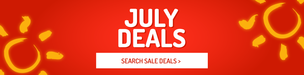 Holiday Deals in July