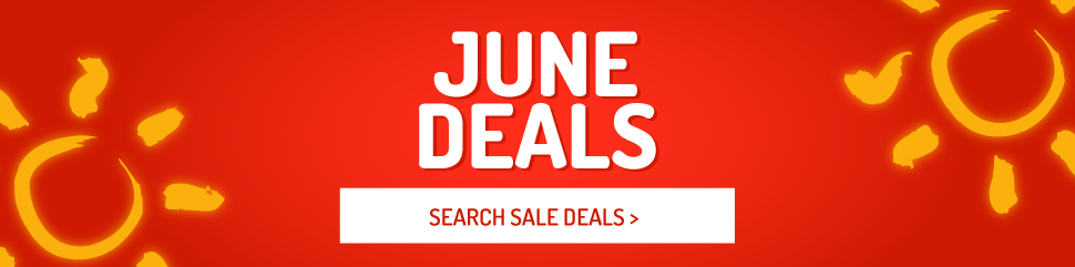 Holiday Deals in June