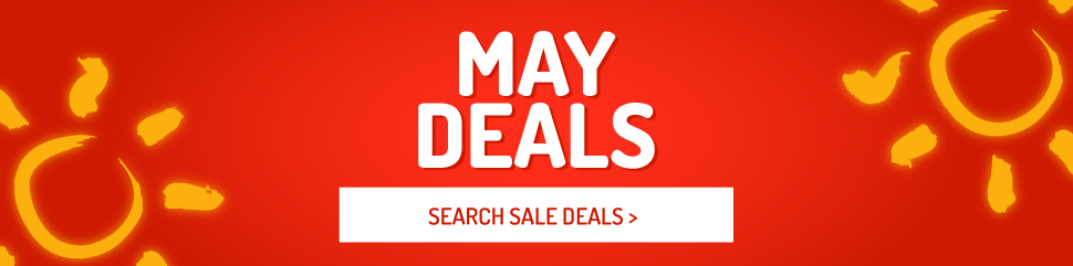Holiday Deals in May
