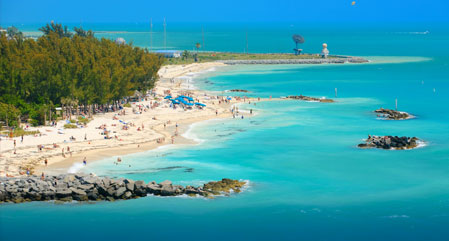 Florida Keys and Miami